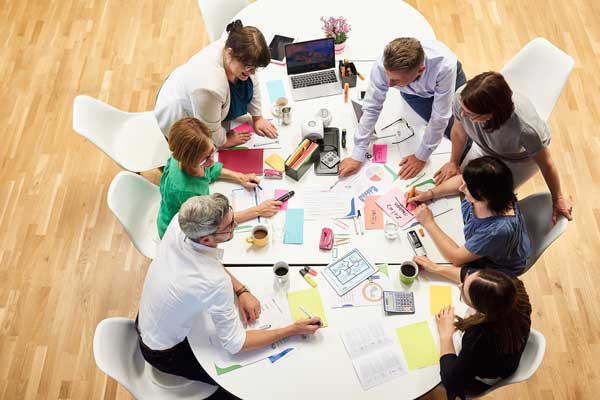 Training Selbstorganisierte Teams aufbauen