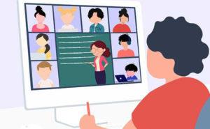 Moderation von Online Besprechungen