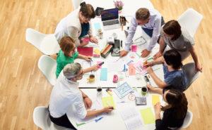 Selbstorganisierte Teams aufbauen